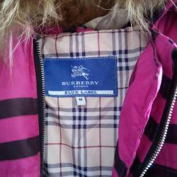 Jachetă în jos Burberry. Originalul. Londra. S