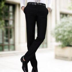 ! ️New Pants negru 28-29 clasic