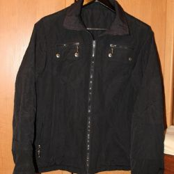 Двухсторонняя куртка весна-осень размер S/46