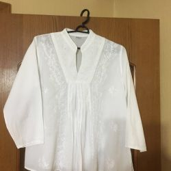 Blouse Cambric India in excellent condition