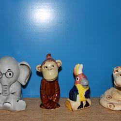 Figurine din fagi