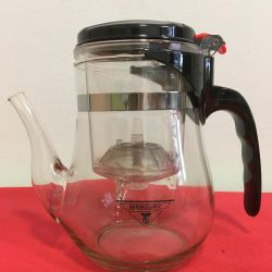 Kettle with Melisa Button