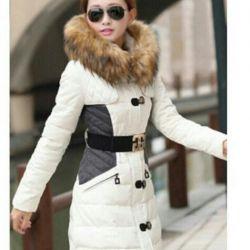 Новая Куртка (Белого и Черного цвета)