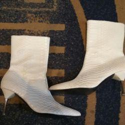 Ιταλικές μπότες παπουτσιών