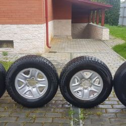 Winter wheels
