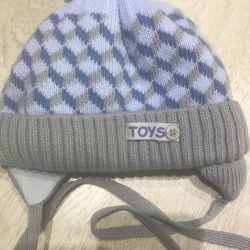 Sonbahar, kış için şapka