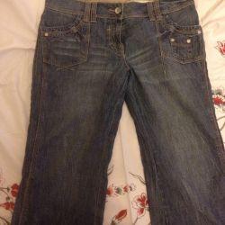 Jeans Capri următorul original
