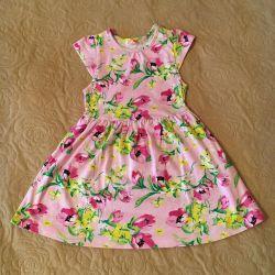 Турецкое детское платье, размер 2/3 года