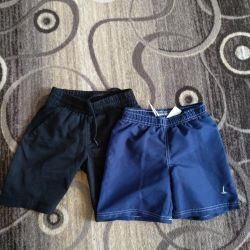 Swimming shorts for 4-6 years