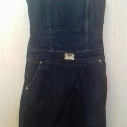 Jeans sundress