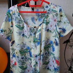 Yeni bluzlar ve bluzlar Zolla