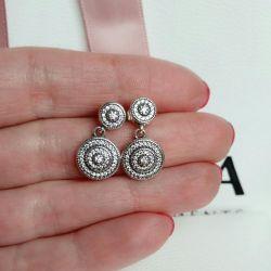 Pandora Earrings Eternal Beauty
