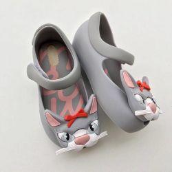 Mini Melissa ayakkabılar 24 beden YENİ