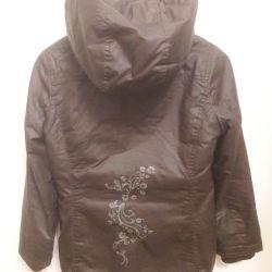 Warm jacket from Germany