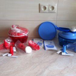 Yemekleri satmak Tupperware