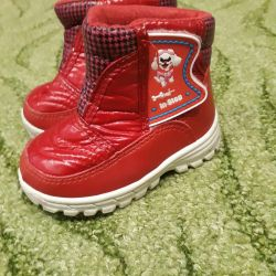 I will sell winter boots