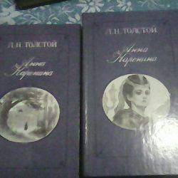 Books by Anna Karenina Tolstoy