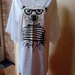 T-shirt new size 48