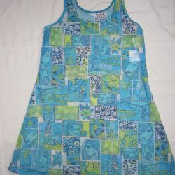 Summer dress for a girl (SAND N SUN)