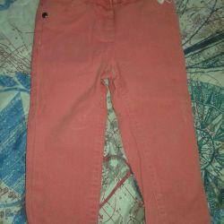 Jeans pentru urmatoarele 12-18 luni
