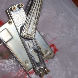 Mortise locks and overheads inexpensively