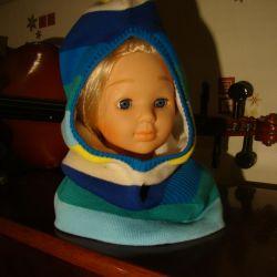 Cap children's hood