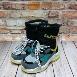 Boots dutik Balenciaga
