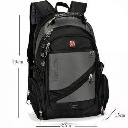 Swiss backpack SwissGear by Wenger.