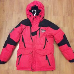 Bilemi down jacket