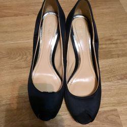 Clarks Dense Satin Shoes