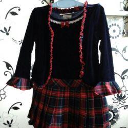 Dress girls 4-5 l
