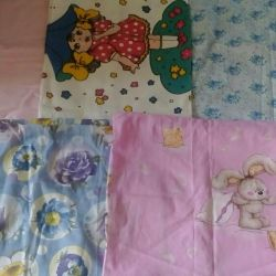 Pillowcases (pair) new