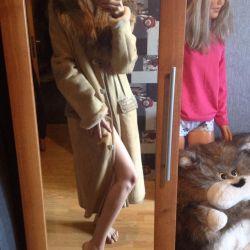 Ιταλικό παλτό από δέρμα προβάτου