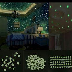 Αστέρια λαμπερά στο σκοτάδι.