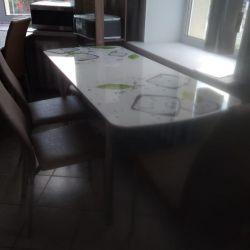 Katlanır mutfak masası