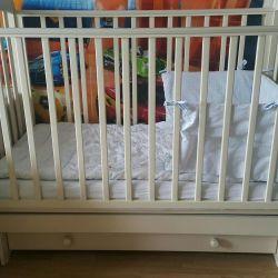 Children's bed Gandylyan Chucha