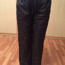 Νέα ζεστά παντελόνια