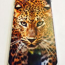 Новая накладка леопард  на iPhone  6/6S