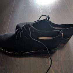 Shoes p. 39 go to 38