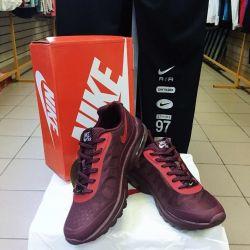 Кроссовки Nike Air, все размеры, летние, новые