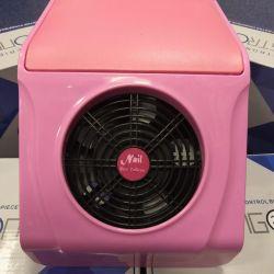 Masaüstü vakum fanı toz toplayıcı 20 W
