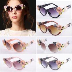 Солнцезащитные очки с декором