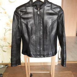 Jachetă din piele p42 (piele)