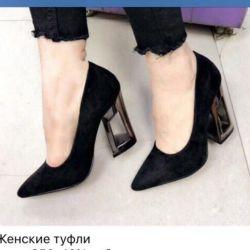 Bayan ayakkabı, yeni, s.40
