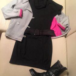 🌺 Φόρεμα-πουκάμισο