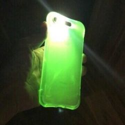 LED Case for IPhone 5 / 5s / SE