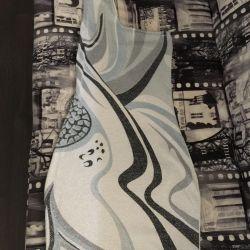 Ένα φόρεμα ώμου