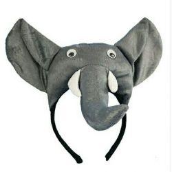 Carnival elephant