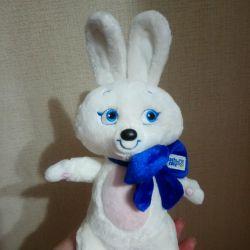 Talisman των Ολυμπιακών Αγώνων Sochi-2014 Bunny