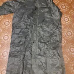 Raincoat rabalka hunting moisture resistant